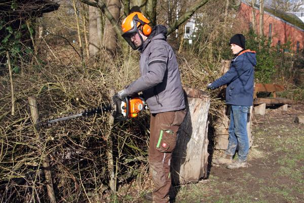 NaturGut Ophoven sucht junge Menschen mit Haupt- oder Realschulabschluss für das Freiwillige Ökologische Jahr