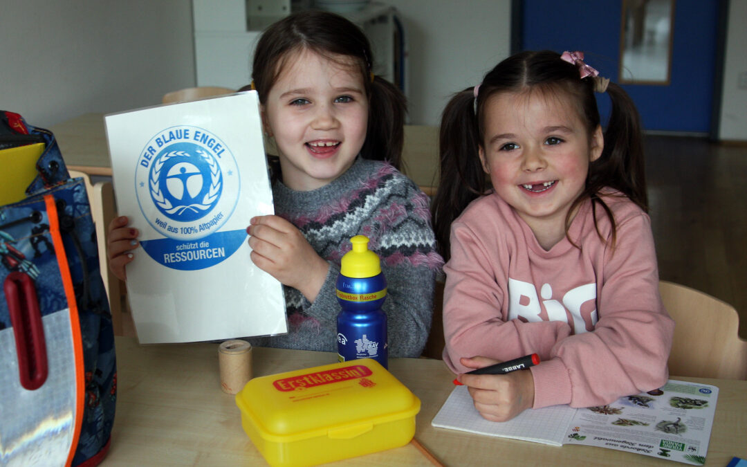 10 Tipps für den umweltfreundlichen Schulstart