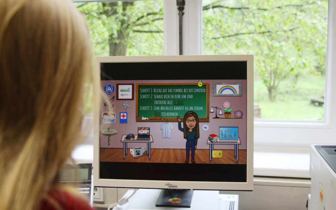 Ein virtuelles Klassenzimmer voller Ziele
