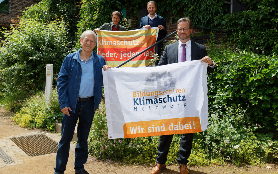Bundesumweltministerium fördert großes bundesweites Projekt des Fördervereins NaturGut Ophoven