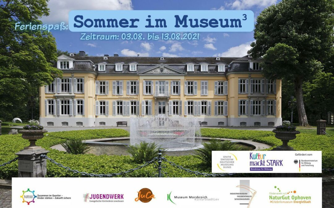 """Ferienwoche """"Sommer im Museum³"""" startet"""