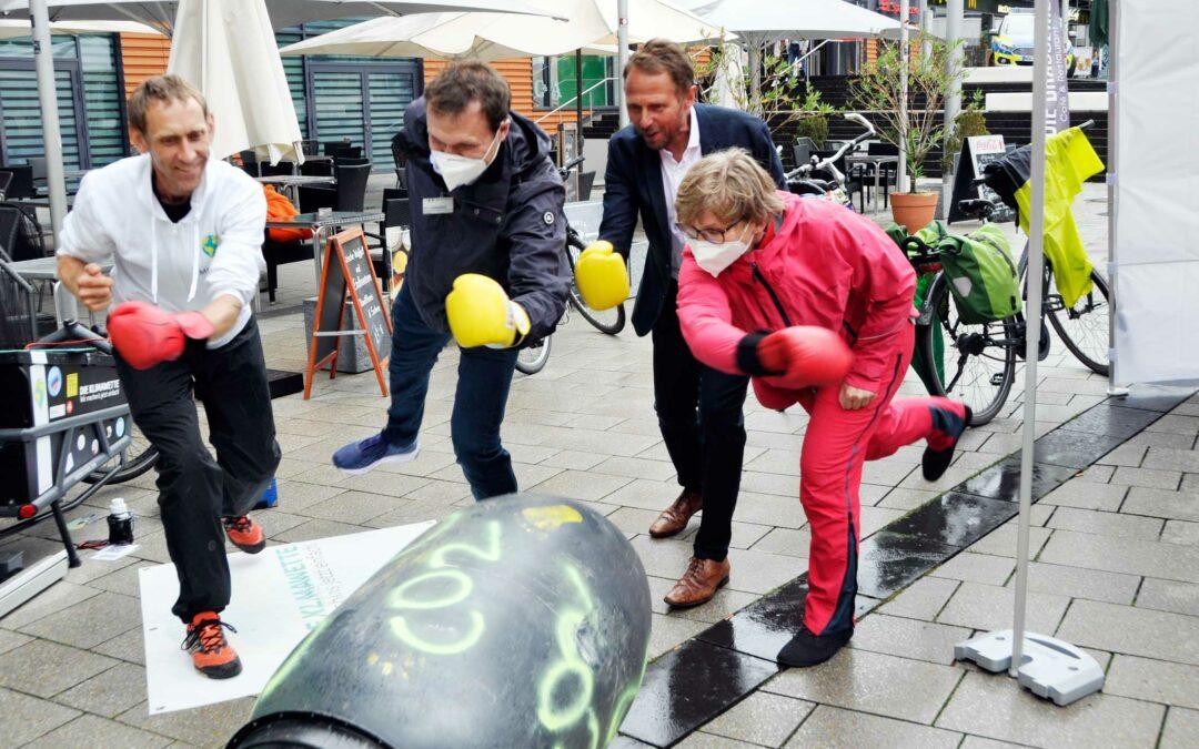Die Klimawette in Leverkusen